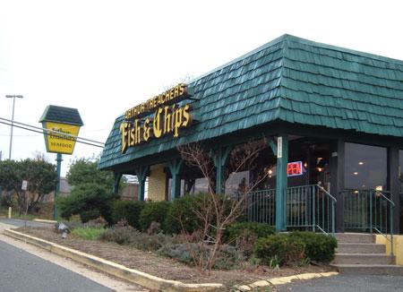 Arthur Treacher S Restaurant